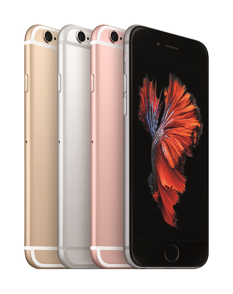 iPhone 6s 128GB price and color variant