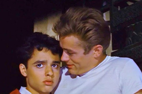 Confirm. join James dean sal mineo