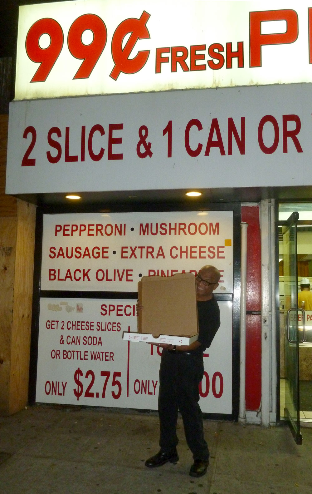 Its 2am Youre In Murray Hill And Hungry Where To Go 99 Cent Fresh Pizza 201 E 34th St B New York NY 10016
