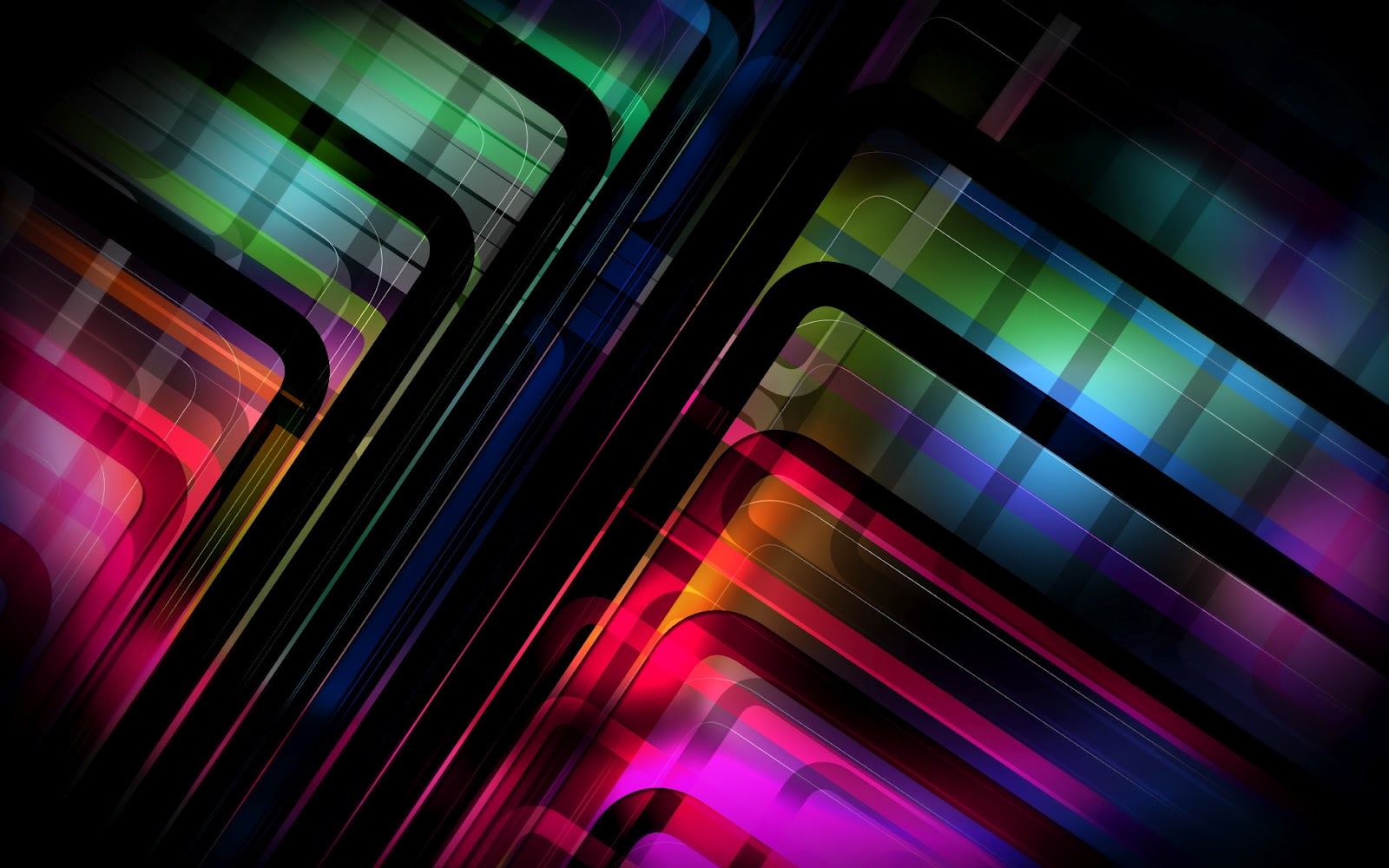 Free High-Definition Wallpapers: Colorful Abstract And ...