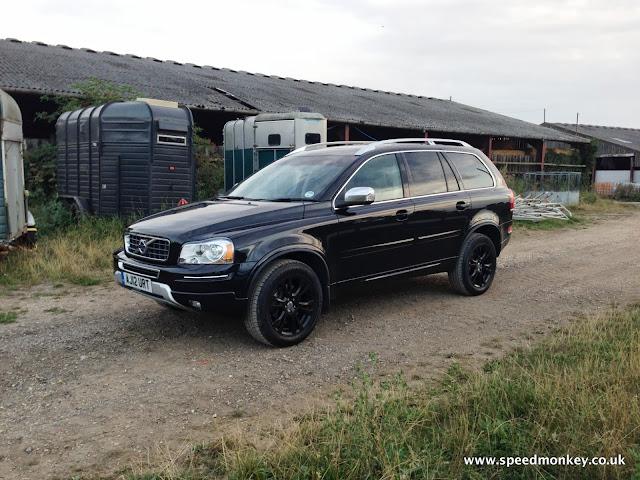 Volvo XC90 SE Lux