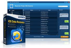 Free Leawo iOS Data Recovery Software giveaway