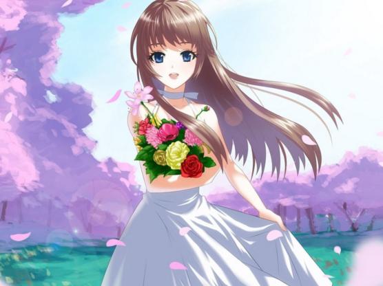 Gambar anime manga cute cantik