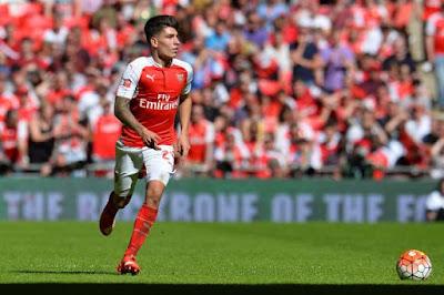 Bellerin Usir Paksa Debuchy dari Arsenal