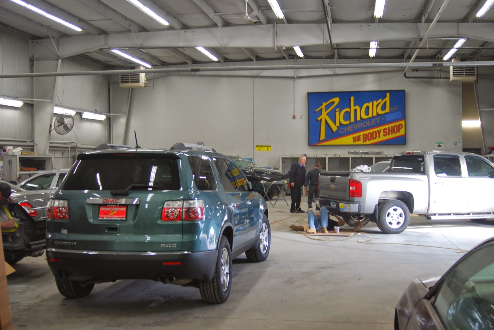 Richard Chevrolet Collision Center