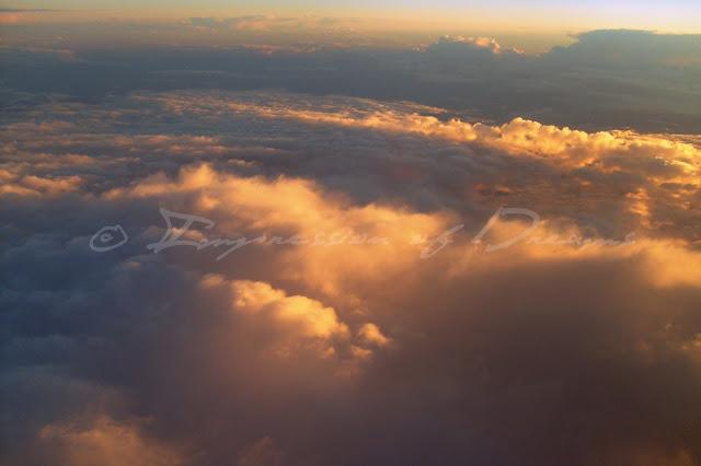 Photography Tuesday: Über den Wolken