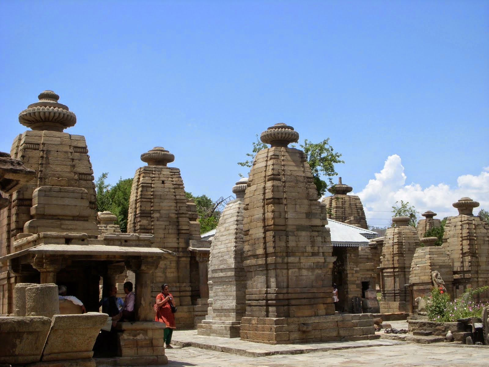 Bagnath temple in Bageshwar