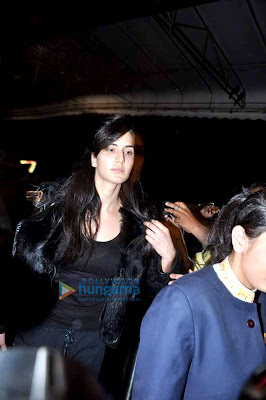 Katrina Kaif spotted at Airport to leave for TOIFA