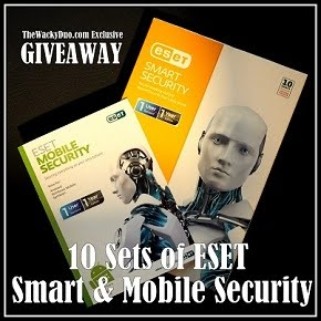 ESET Smart Security Giveaway