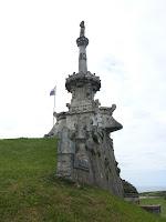 Comillas. Monument al Marquès de Comillas