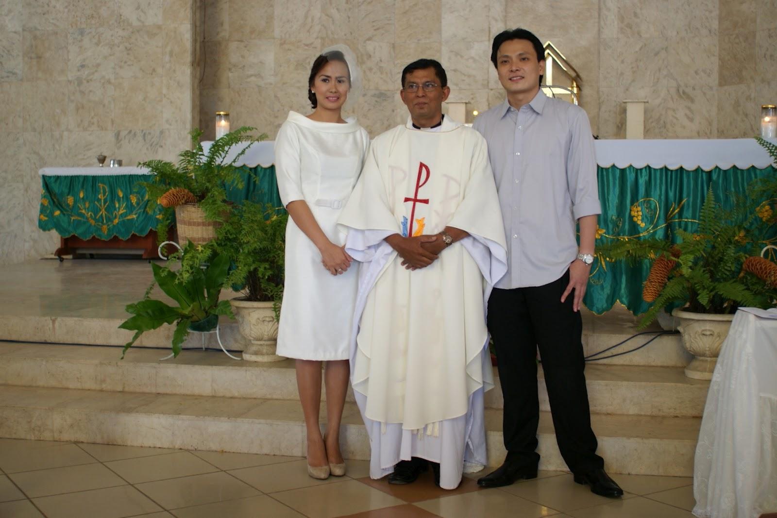 Andrew carlo wedding