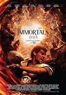 Inmortales - online 2011 - Acción, Fantasía