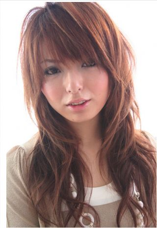 Fringe Hairstyle on Com  Hairstyles With Fringe   Girls Fringe Hairstyle Trends For 2012