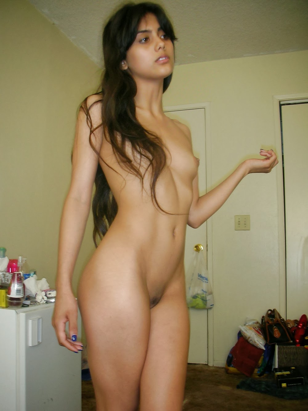 self shot nude military girls