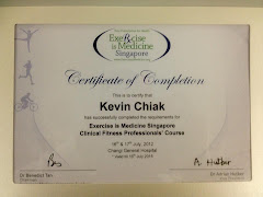 In-House Certified Clinical Fitness Professional