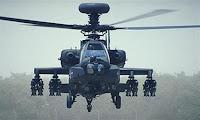 طائرات الآباتشي الإسرائيلية تطارد منفذى تفجير معبر كرم ابوسالم