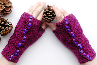 arm warmers pattern on Etsy, a global handmade and vintage