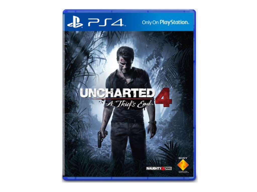 Uncharted 4 Standard Edition