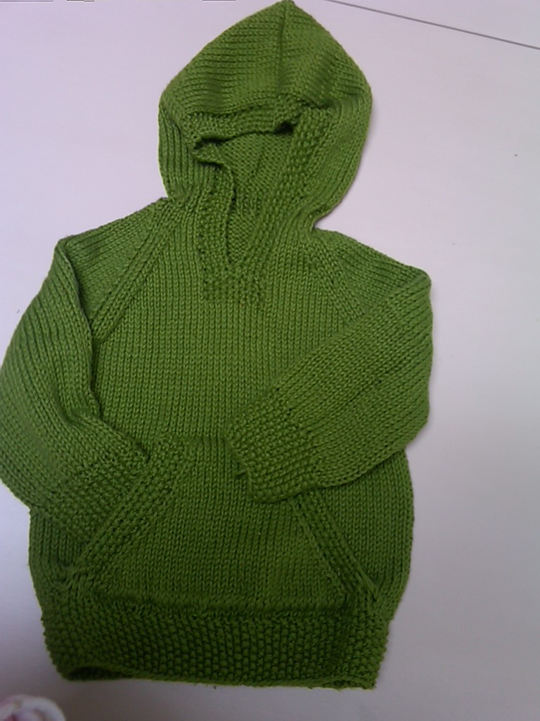 Knitting Pattern For Wallaby Sweater : Old Lady Knitting