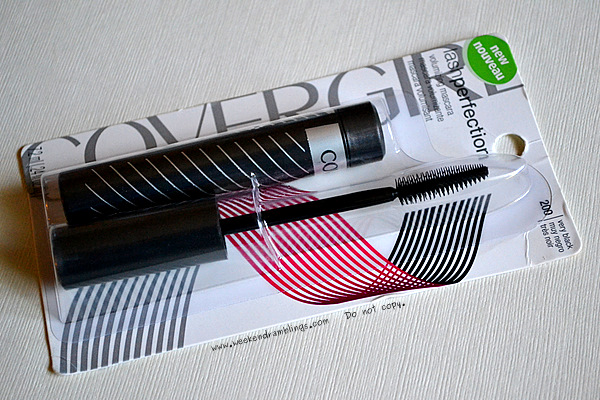 Covergirl LashPerfection Volumizing Mascara Very Black 200 Reviews Ingredients Eye Makeup Blog