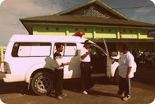 RSUD Scholoo Keyen Sorsel Luncurkan Layanan Ambulans Gawat Darurat (AGD)