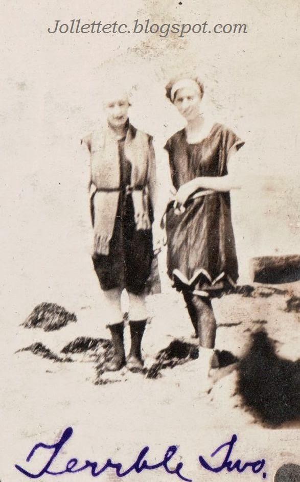 Helen Killeen Parker's photos of Ocean View about 1919  http://jollettetc.blogspot.com