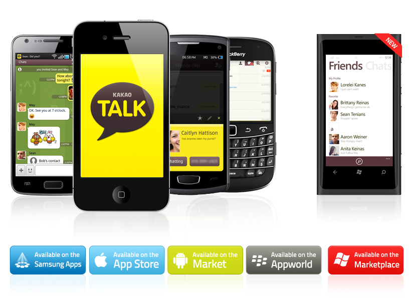so how to kakaotalk download ipad to download this application