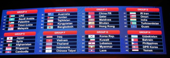 Kelayakan Piala Dunia 2018 Dan Piala Asia 2019