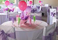 mesas decoradas da festa