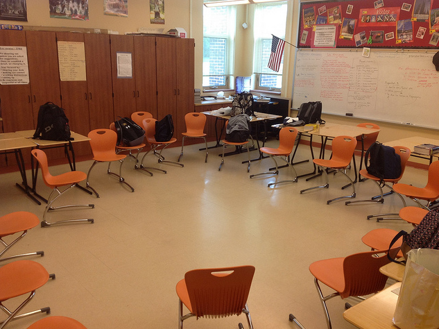 Teaching Spanish W Comprehensible Input Seating Arrangement