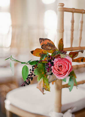 shabby chic aisle wedding decorations