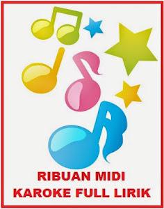 Lagu Midi Karoke Full Lirik