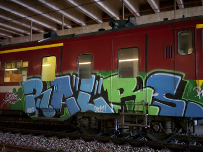 graffiti ralers quiet