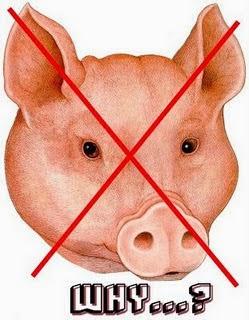 Larangan makan daging bagi sesuai firman Alloh dan fakta ilmiah
