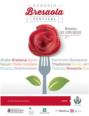 Bresaola Festival 31 Maggio Sondrio 2015