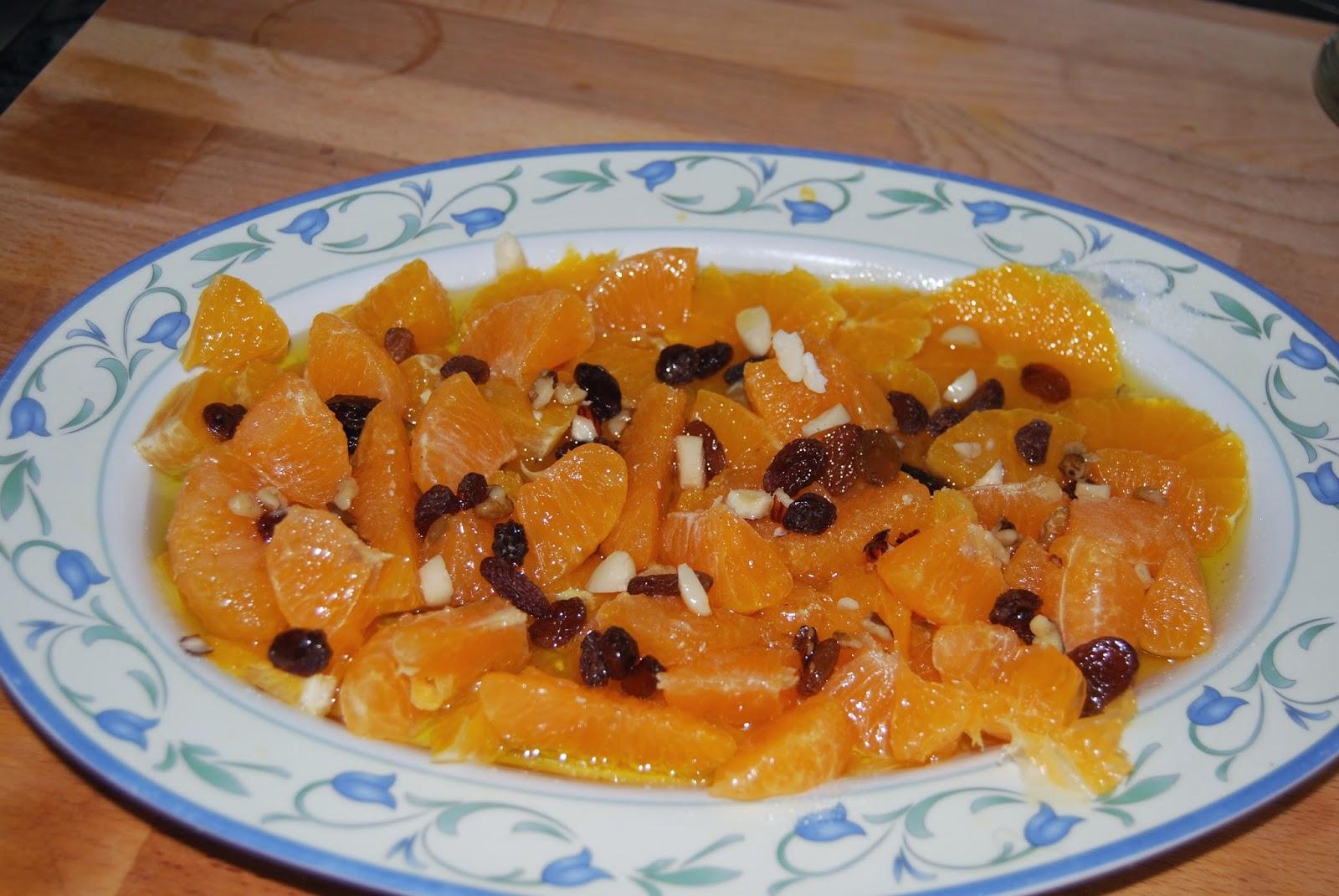 Aprendiz de cocina ensalada sefard - Aprendiz de cocina ...