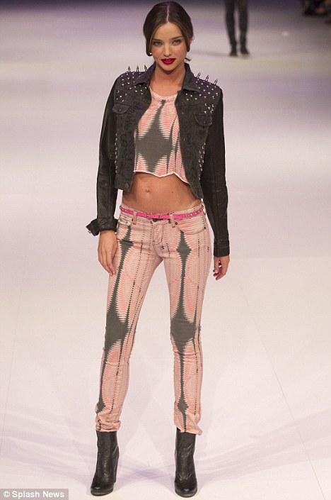 David Jones Fashion Parade