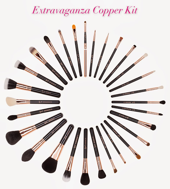 Sigma Extravaganza Collection Copper Kit Review