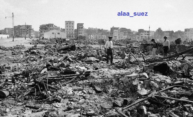 السويس ركبت دماغها يوم 24 أكتوبر 73 // وفى 1967, 24 أكتوبر1973  يومان راسخان في ضمير الوطن من حرب السويس 1967