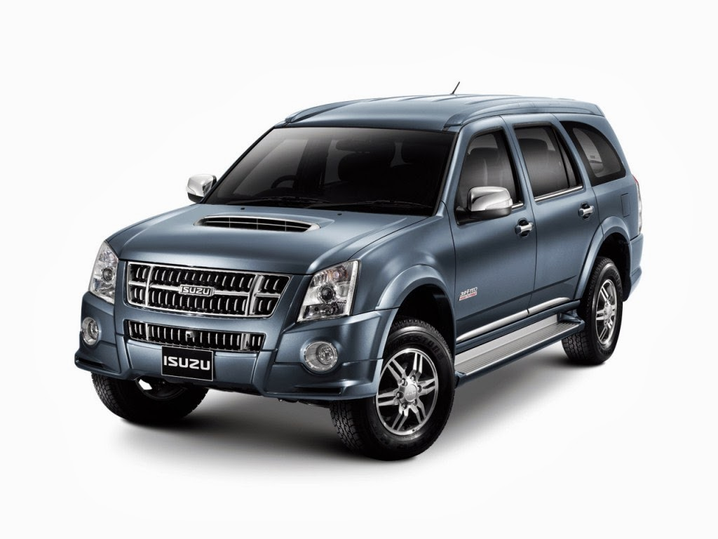 isuzu 4x4 suv 2013 autos weblog. Black Bedroom Furniture Sets. Home Design Ideas