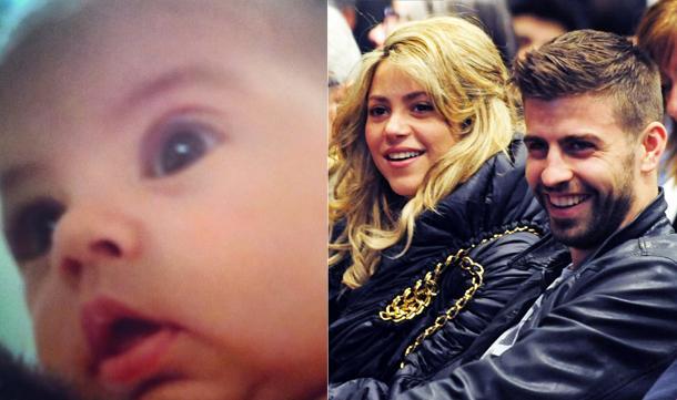 Shakira Shares New Baby Photo