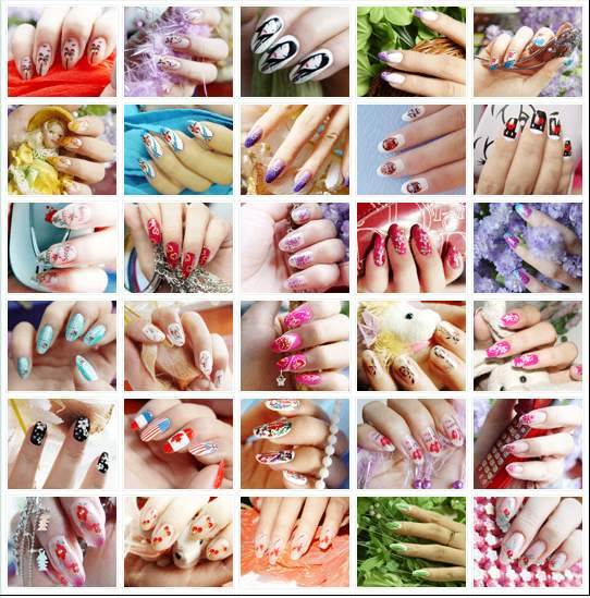 Nails Art Princess Helen