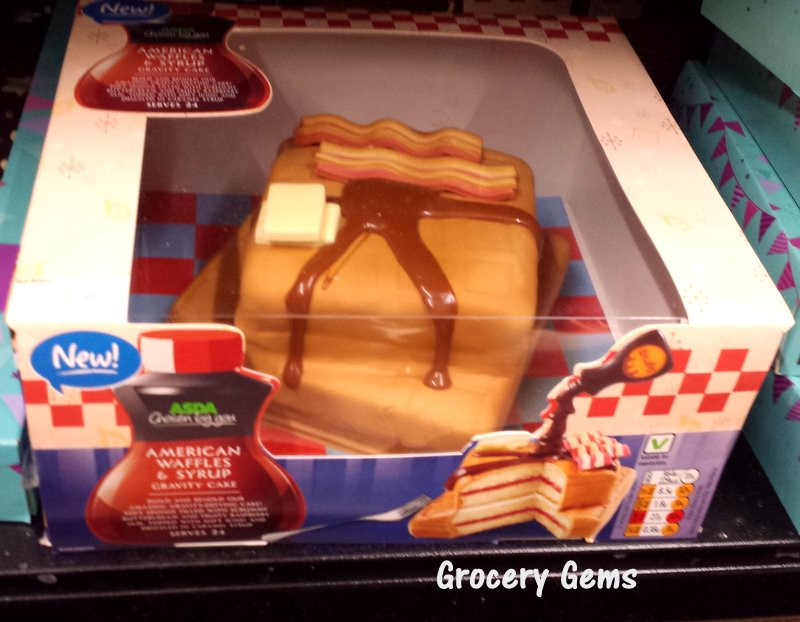 Cake Decorations At Asda : Grocery Gems: New Instore: Asda Celebration Cakes, Yogurts ...