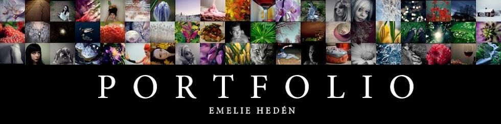 Portfolio by Emelie Hedén