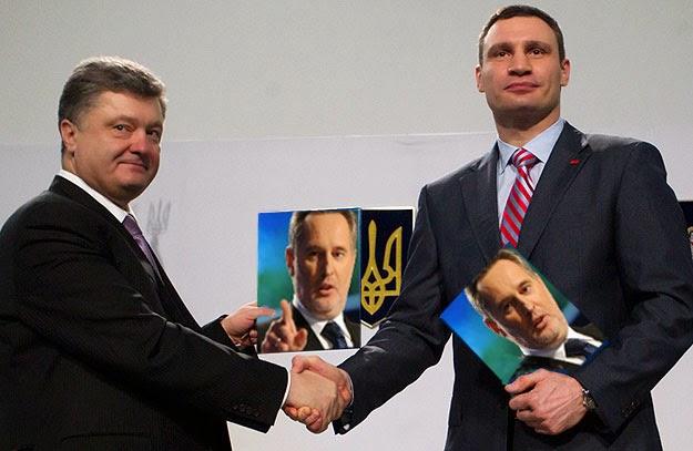 Фірташ зізнався у фінансуванні виборчих кампаній Порошенка та Кличка