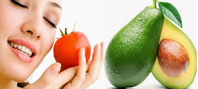 Apa Manfaat / Khasiat Buah Alpukat Dan Tomat Untuk Kecantikan Wajah Serta Cara Menggunakanya