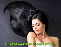 Cara Alami Menghitamkan Rambut