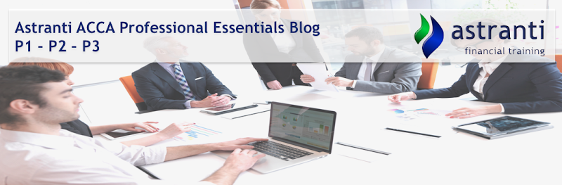 ACCA Professional: Essentials - P1 - P2 - P3