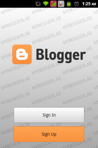 How to Make a Login Page in Blogger Blogs
