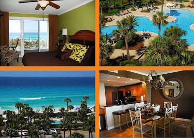 2 bedroom vacation condo destin florida